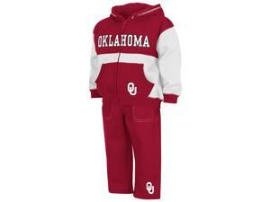 Infant Toddler University of Oklahoma Sooners Hoodie and Pants Set