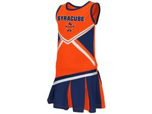 Toddler Syracuse University Cheerleader Set Shout Outfit