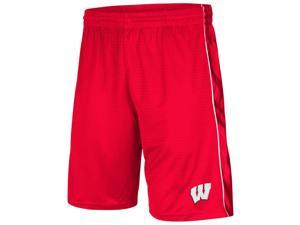 University of Wisconsin Badgers Men's Layup Basketball Shorts
