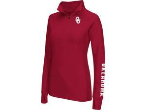 University of Oklahoma Sooners Ladies Personal Best Running Jacket
