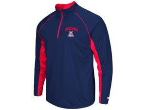 Arizona Wildcats Tee Long Sleeve Athletic Quarter Zip