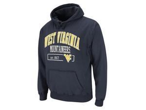 West Virginia Mountaineers Men's Hoodie-Hooded Sweatshirt