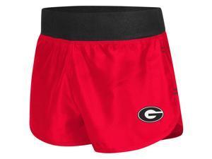 Georgia Bulldogs UGA Women's Shorts Sprint Compression Bottoms