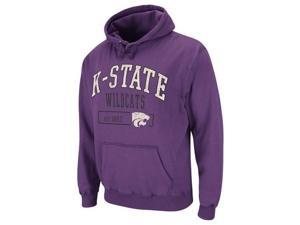 Kansas State University Men's Hoodie-Hooded Sweatshirt
