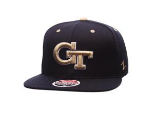 Georgia Tech GT Zephyr Z11 Snapback Hat