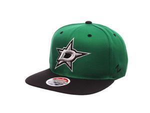 Dallas Stars Zephyr Z11 Snapback Hat