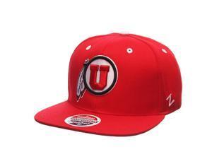 University of Utah Utes Zephyr Z11 Snapback Hat