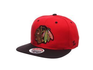 Chicago Blackhawks Zephyr Z11 Snapback Hat
