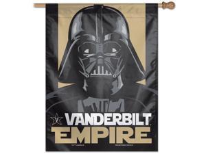 "27"" x 37"" Vertical Star Wars Vanderbilt University Vandy House Flag"