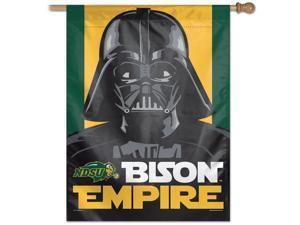 "27"" x 37"" Vertical Star Wars North Dakota State University House Flag"