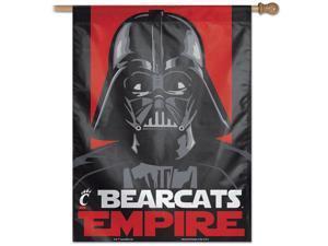 "27"" x 37"" Vertical Star Wars Cincinnati Bearcats House Flag"