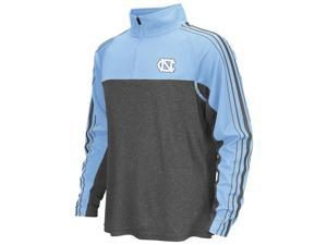 North Carolina Tarheels UNC Boy's Quarter Zip Long Sleeve Windshirt