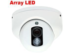 GW Sony CCD 700 TVL Array IR LED Day Night 82 Feet Night Vision Distance Indoor CCTV Surveillance Security Camera Aluminum ...