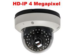 GW4067IP 4 MegaPixel HD-IP PoE Network Camera, H.265/H.264 Video Compression,  2.8-12mm Varifocal IR Lens, 35Pcs IR LED, 49-65 feet IR Distance, IP66 Weather Proof