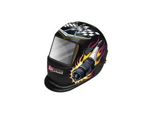 1441-0086 Auto-Darkening Welding Helmet (Piston & Plug)