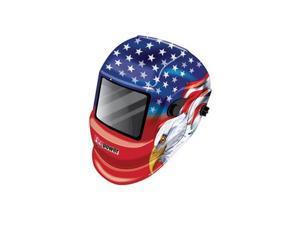 1441-0087 Stars & Stripes Auto-Darkening Welding Helmet