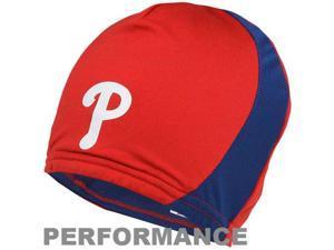 Philadelphia Phillies New Era MLB Authentic Red One Size Toque Hat Cap Beanie