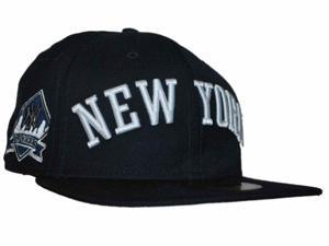 New York Yankees New Era 59Fifty Navy Flat Bill Fitted Structured Hat Cap (8)