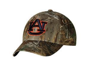 Auburn Tigers TOW Camo Realtree Xtra Memory Foam Flexfit Hat Cap (M/L)