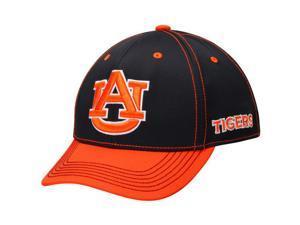 Auburn Tigers TOW Navy Krossover Two-Tone Memory FLEXFIT Hat Cap (M/L)