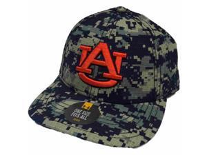 Auburn Tigers Under Armour YOUTH Digital Camo Baseball On-Field Adjust Hat Cap