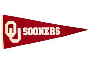 "Oklahoma Sooners NCAA Winning Streak Traditions Pennant (13"" x 32"")"