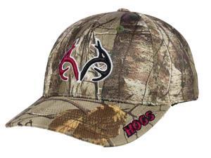 Arkansas Razorbacks TOW Realtree Xtra Camo Brand 1 Antler Memory Flexfit Hat Cap