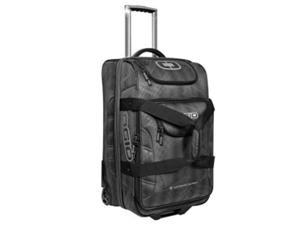 "OGIO Ascender 26"" Raceday Expandable Travel Luggage Bag with Wheels"