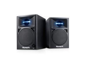 Numark N-Wave 360 (Pair)Powered Desktop DJ Monitors