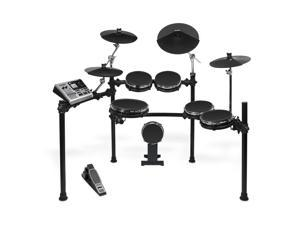 Alesis DM10 Studio Mesh Kit 6 Piece Electronic Drum Kit with Mesh Heads