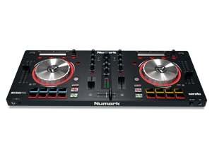Numark MIXTRACK III ALL-IN-ONE CONTROLLER SOLUTION FOR VIRTUAL DJ