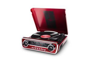 Ion Audio Mustang LP (Red)