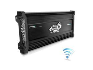 Lanzar HTG668BT 4000 Watt 6 Channel Mosfet Amplifier with Wireless Bluetooth Audio Interface