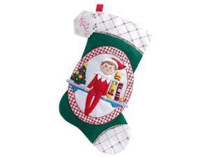 Bucilla Elf on Shelf Stocking Felt & Sequin Kit