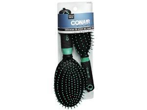 Conair Brush Detangle and Style Hair Brush Set 1 Each