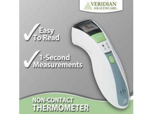 Non-Contact Infrared Thermometer by Veridian Healthcare