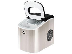 Igloo Compact Ice Maker- Chrome