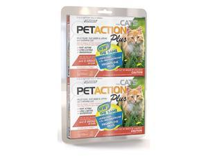 PetAction Plus for Cats 6 Doses