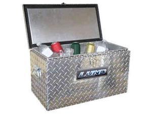 Lund 12-Gallon Silver Aluminum Cooler