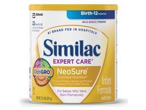 Similac Expert Care Neosure Infant Formula 13.1 oz., 6 pk.