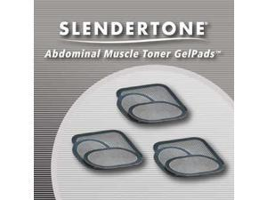 Slendertone Ab Toner Replacement GelPads, 3 Sets.