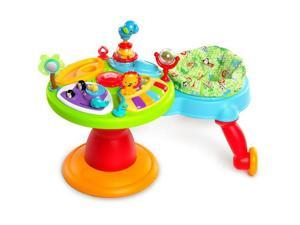 Bright Starts Zippity Zoo 3-in-1 Around We Go