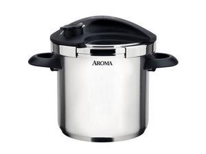 Aroma 5-Liter Stainless Steel Pressure Cooker