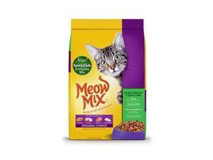 Meow Mix Original Choice Dry Cat Food, Heart Health  Oral Care Formula,24 lbs.