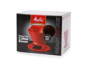 Melitta Filter Cone Joe Red 3001-0870