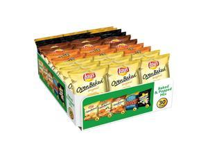 Baked & Popped Mix Variety Pack Assorted 30 Bags per Box