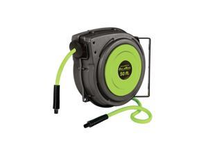 Legacy LEGL8250FZ 3/8 in. x 50 ft. Enclosed Retractable Plastic Air Reel