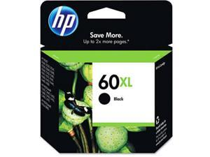 HP 60XL Black High Yield Original Ink Cartridge CC641WN