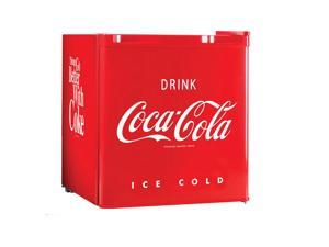 Nostalgia Electrics Coca-Cola Series CRF170COKE 20.4-inch Mini Fridge