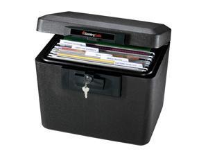 SentrySafe Privacy Lock, Fire File, 0.6 cu ft.